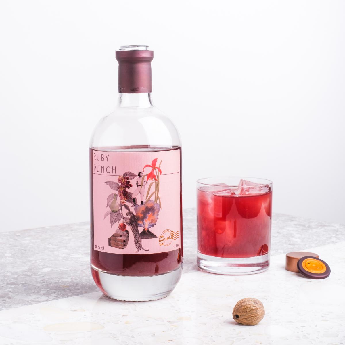 The Bottled Bar