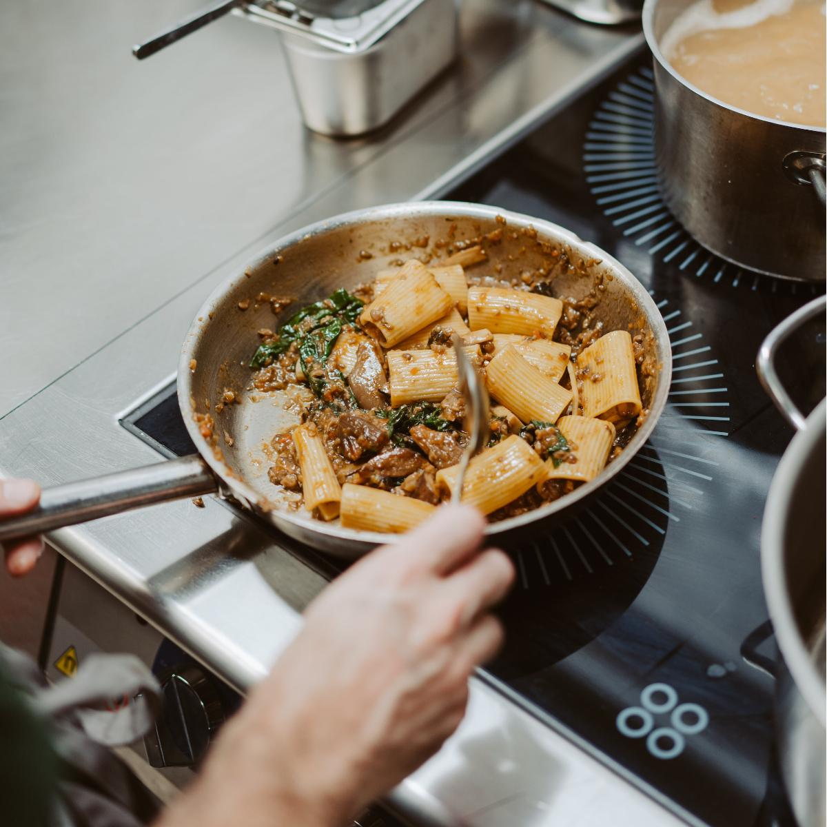 Estelle Dining Prenzlauer Berg Pasta