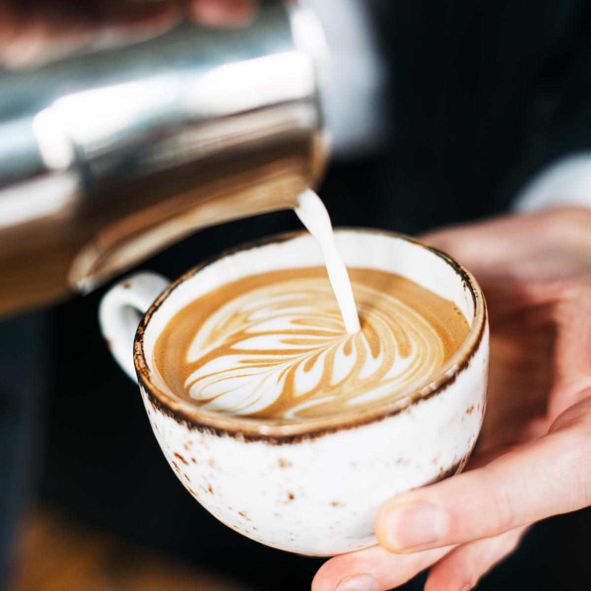 Frank Cafe Berlin Coffee