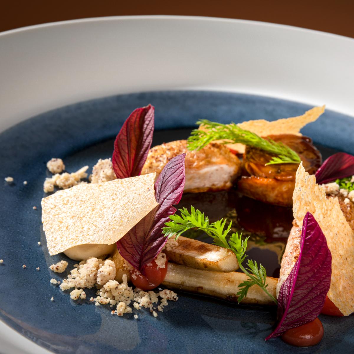 Golvet Restaurant Wachtel und Hafer