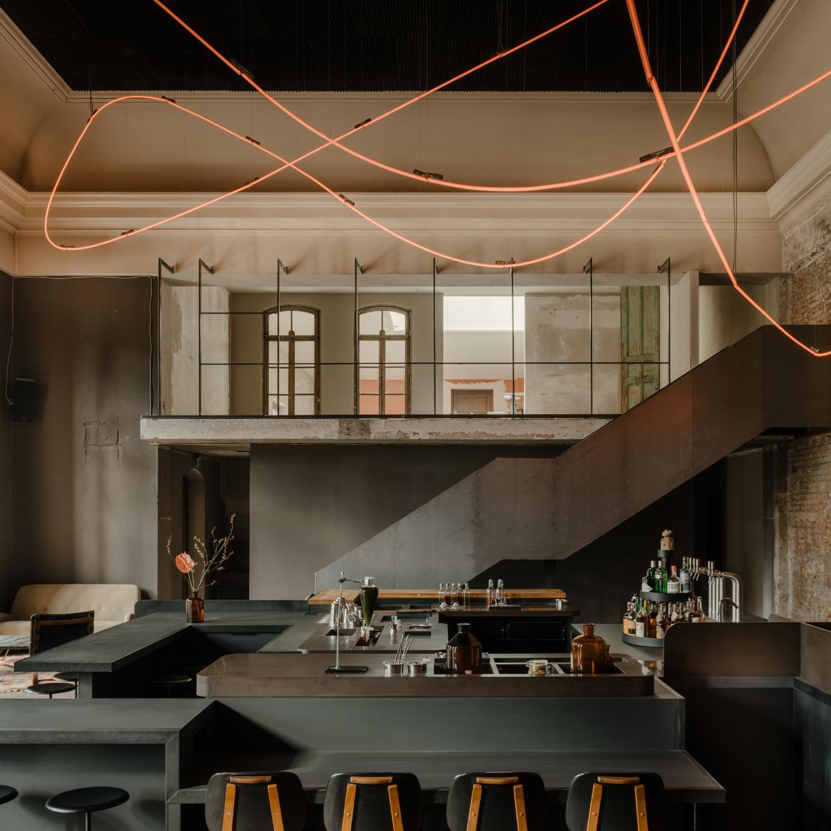 Kink Bar & Restaurant by Robert Rieger