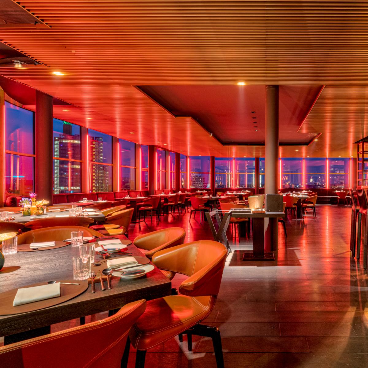 Restaurant Golvet Berlin Abendstimmung (1)