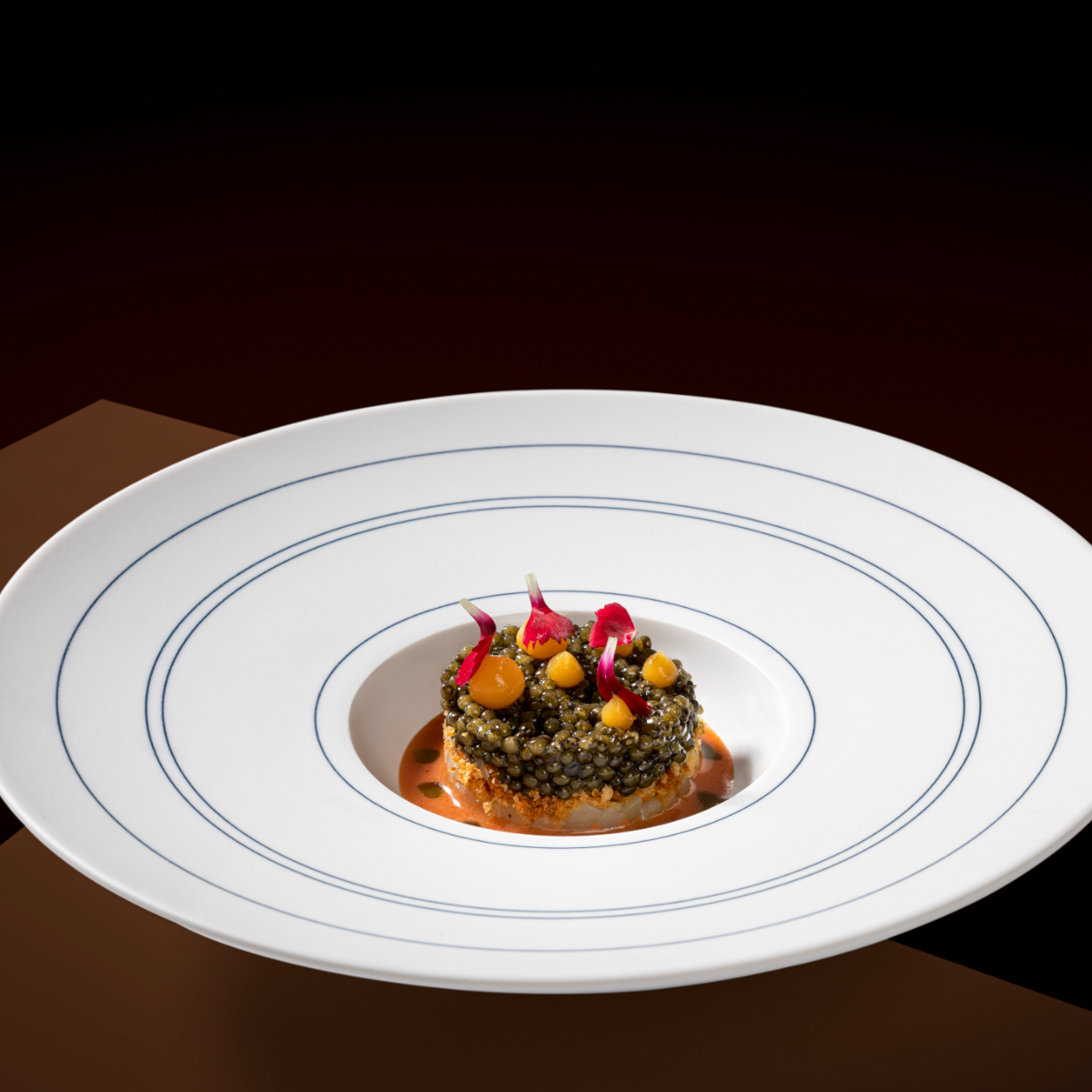 Restaurant Golvet Berlin Kaviar
