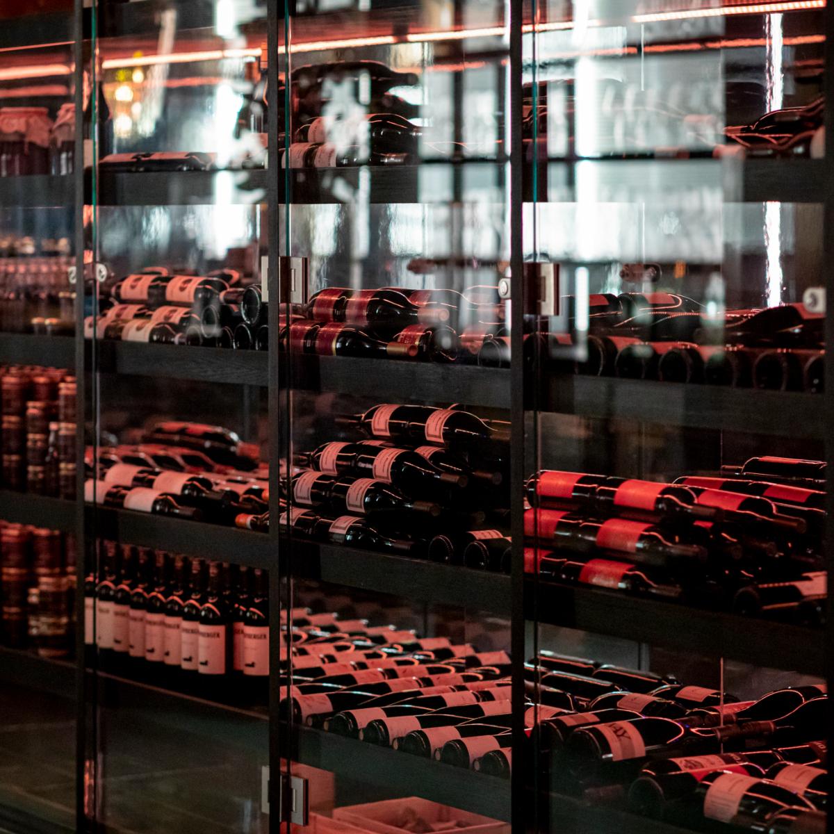 Restaurant Golvet Berlin Weine