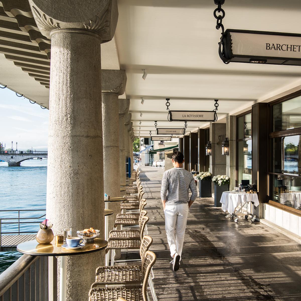 Barchetta Bar Zuerich an der Limmat  (2)