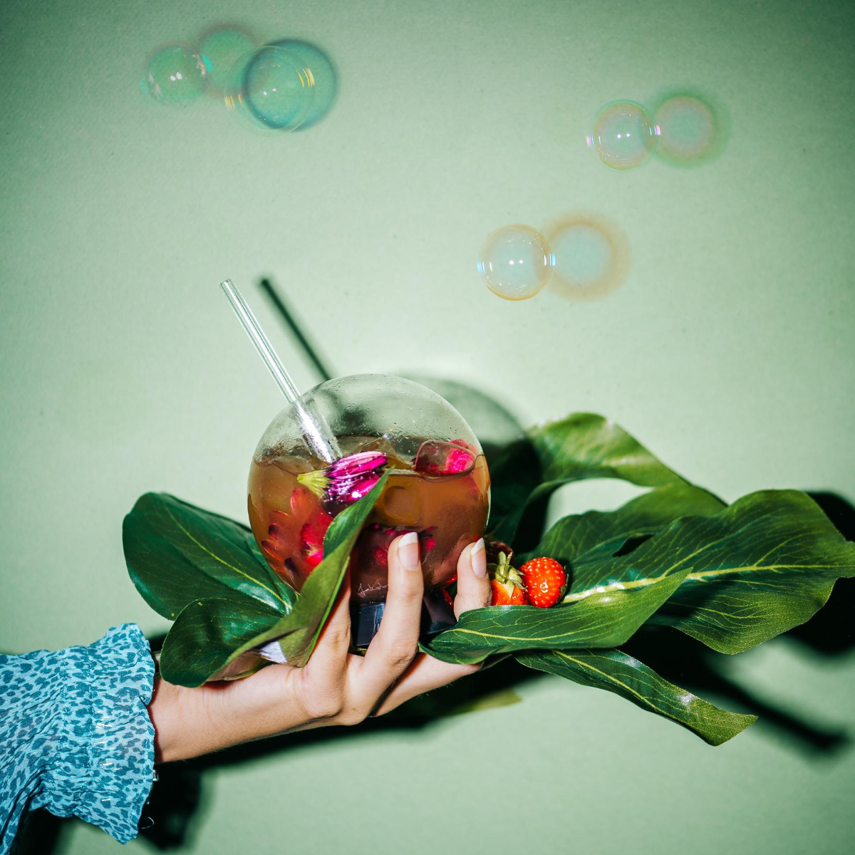 Barchetta Zuerich Bubble Drink