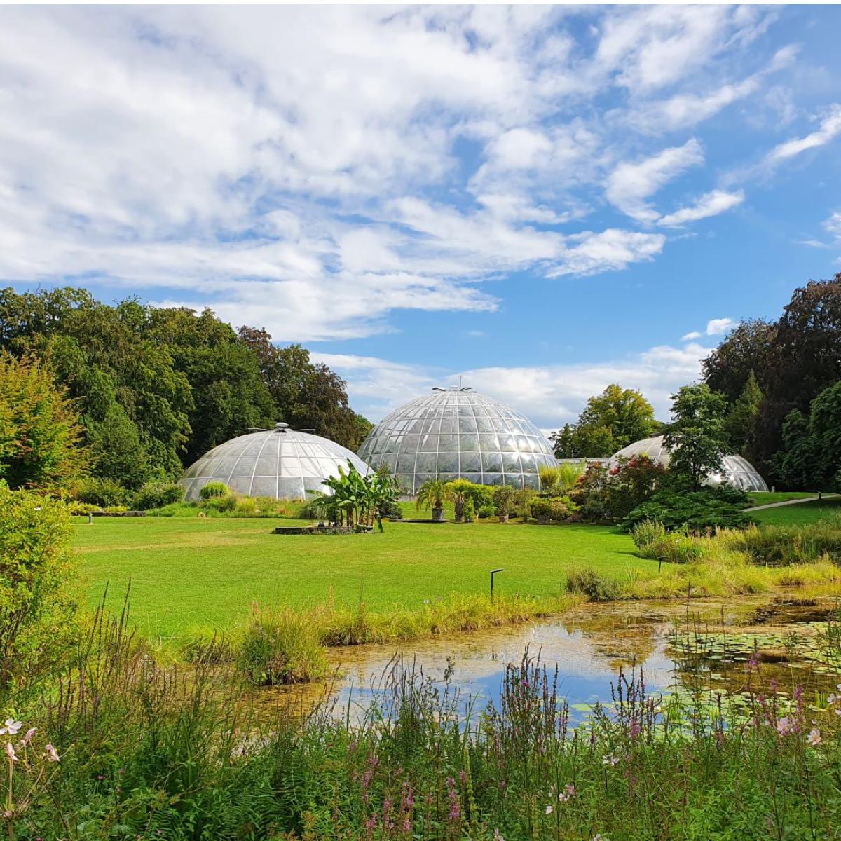 Botanischer Garten Zuerich Kuppeln (1)