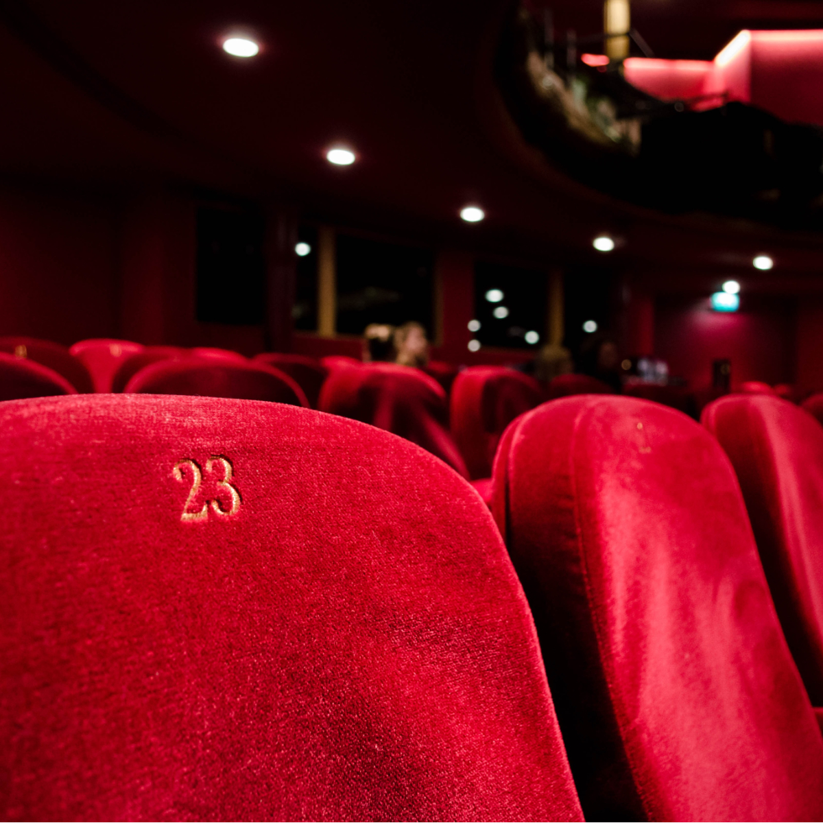 Die schoensten Kinos in Zuerich