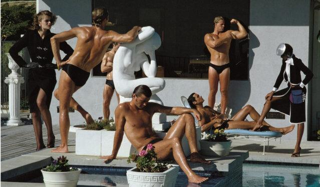 Helmut NewtonStern, Los Angeles, 1980 Helmut Newton Estate (2)