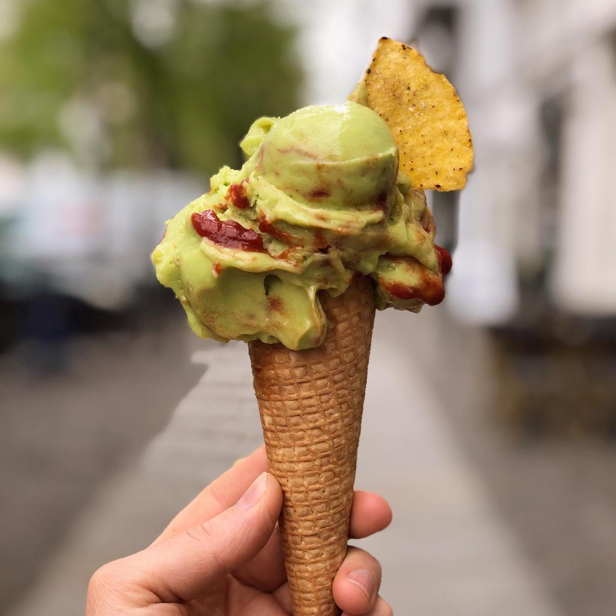 Katchi Ice Cream Berlin Nacho Libre