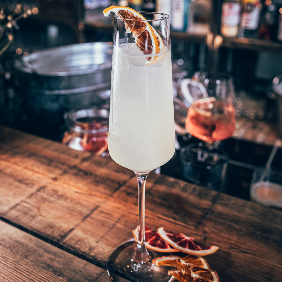 Lila Restaurant Berlin Cocktail