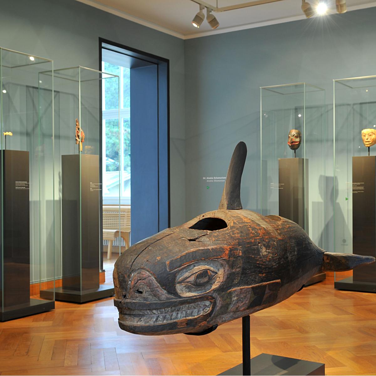 Museum Rietberg Sammlung Ozeanien