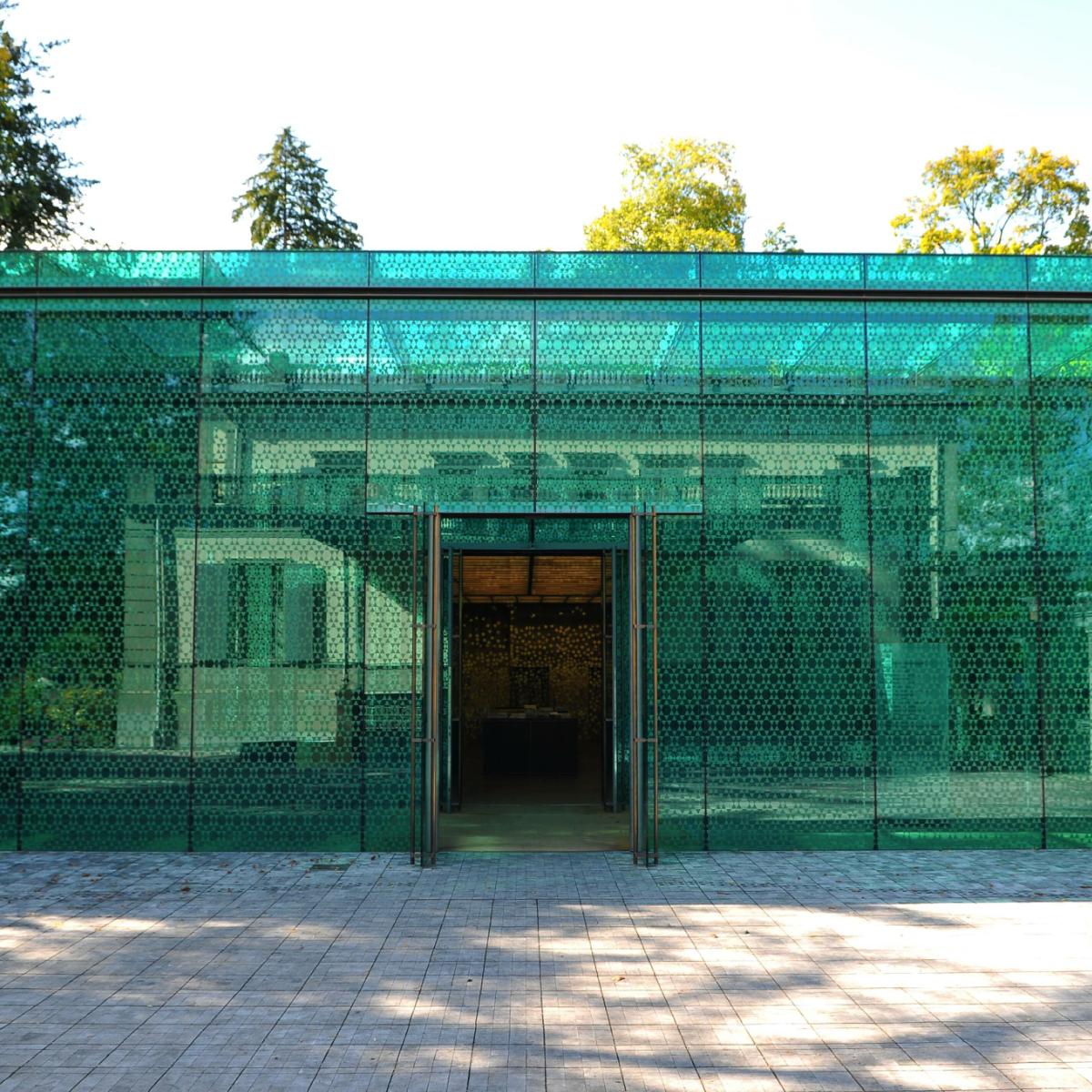 Museum Rietberg Smaragdgebaeude