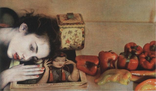 Sheila MetznerBega. Peppers, 1982 Sheila Metzner (2)
