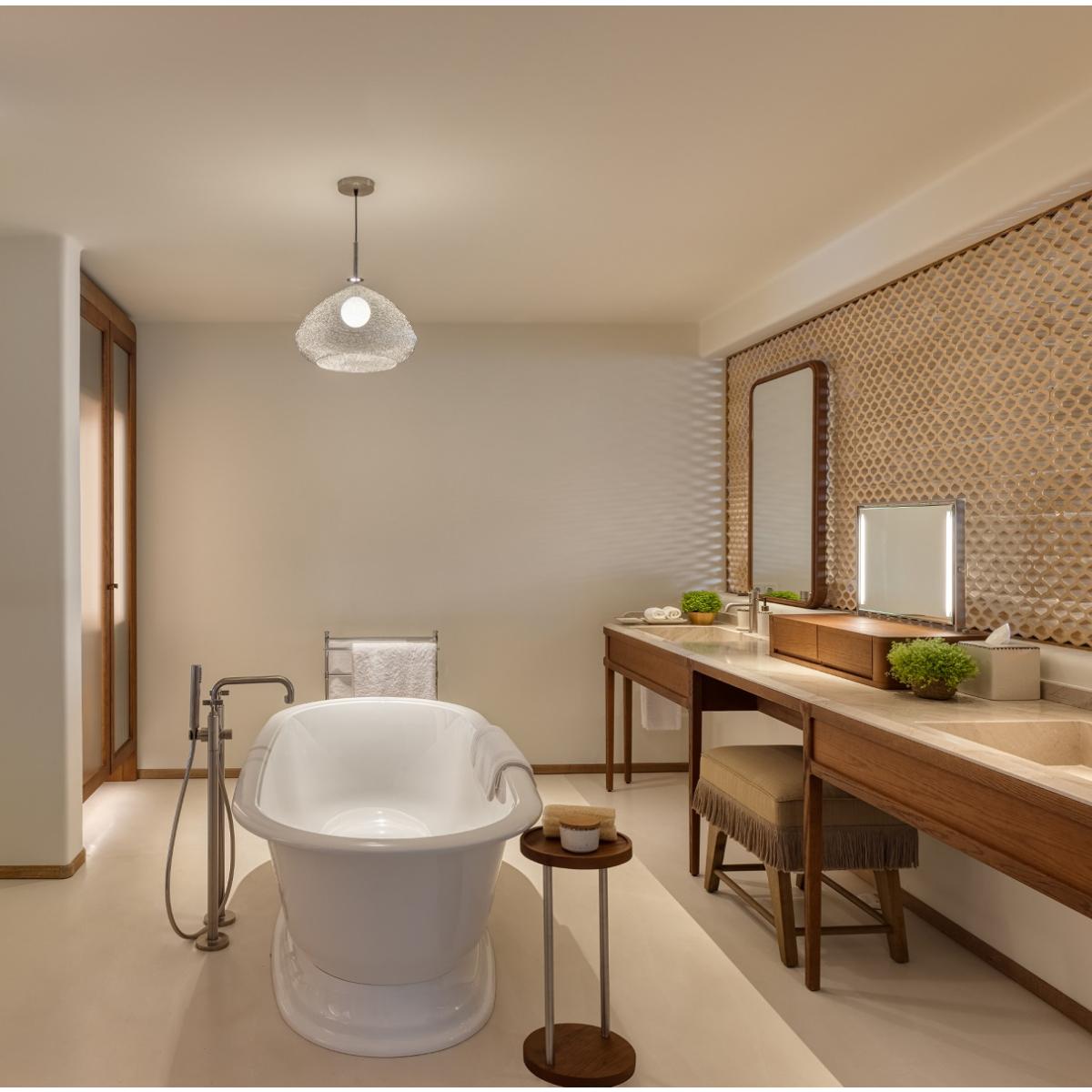 Six Senses Ibiza bath