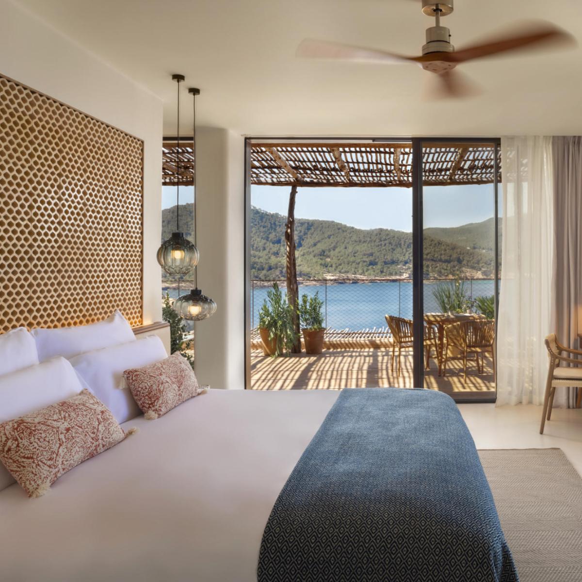Six Senses Ibiza Room with Terrace