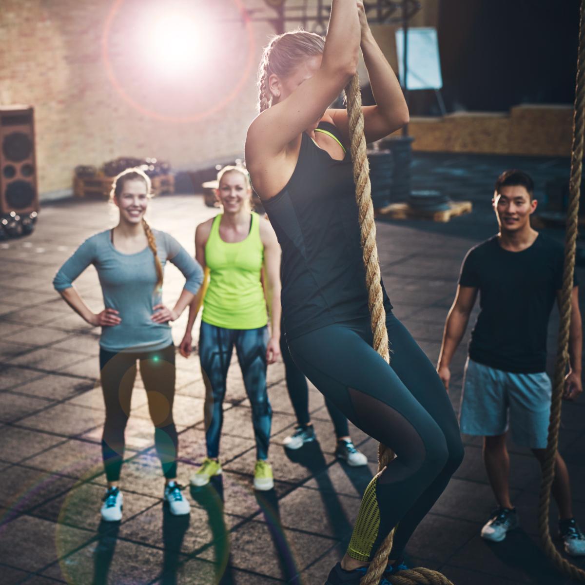 Urban Sports Club Bootcamp Workout