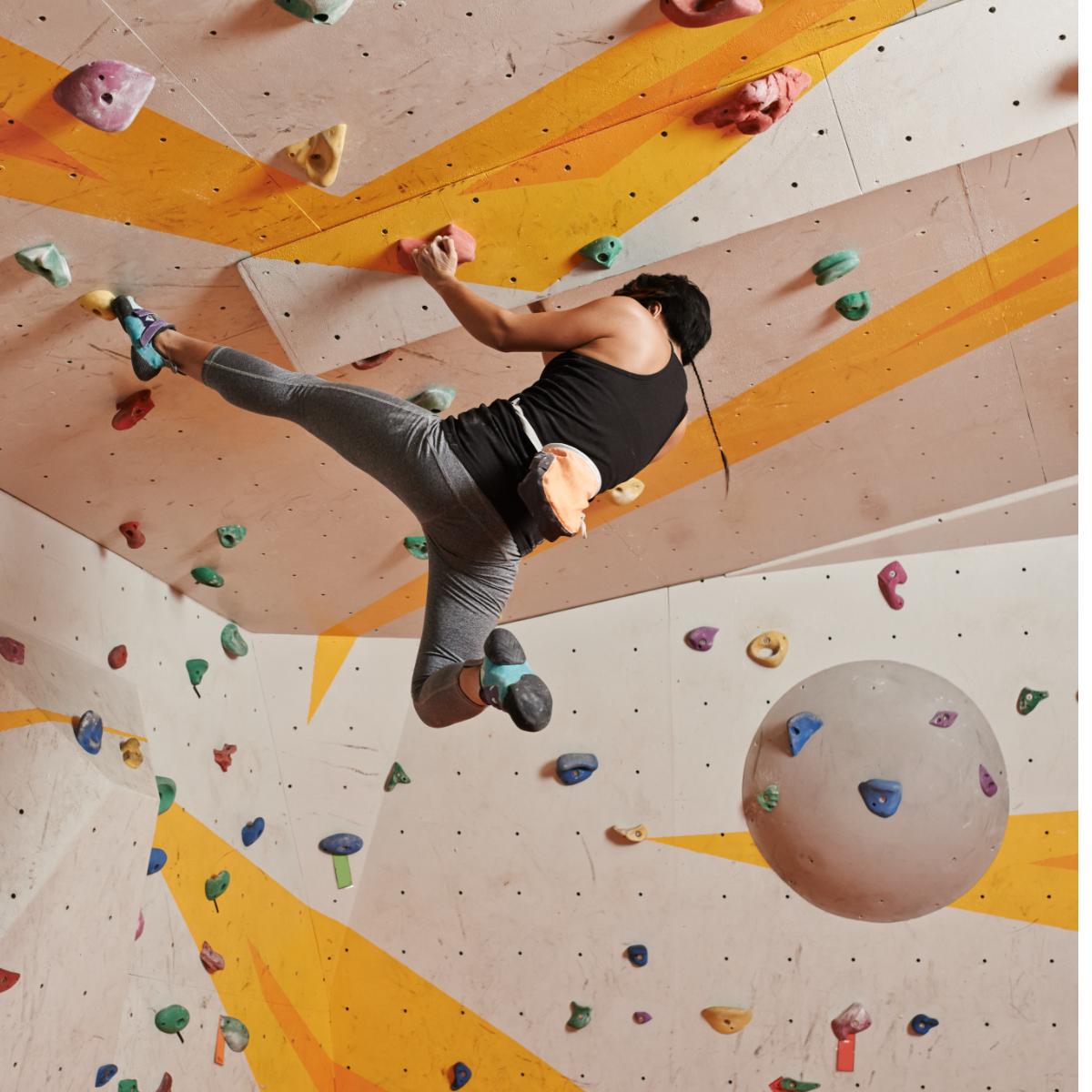 Urban Sports Club Bouldern (1)