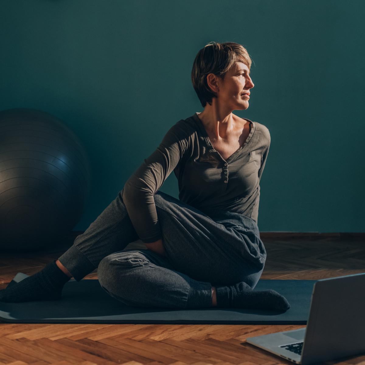Urban Sports Club Online-Yoga