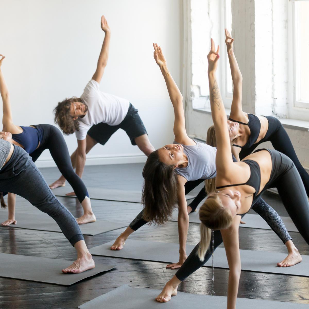 Urban Sports Club Yoga