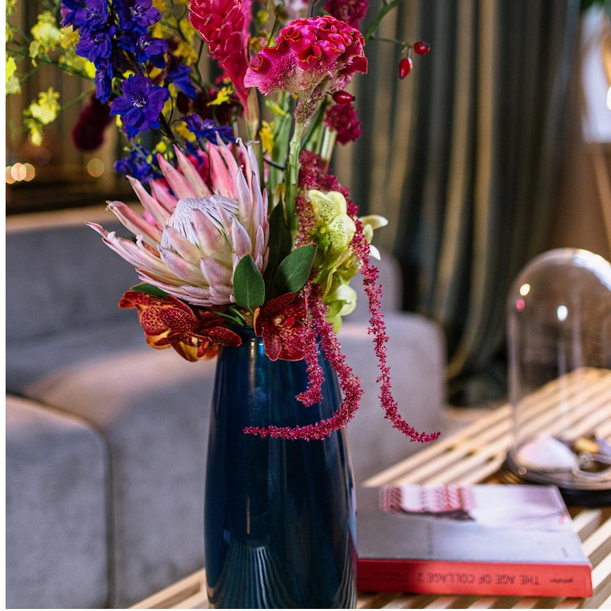 Zinnober Blumen (1)