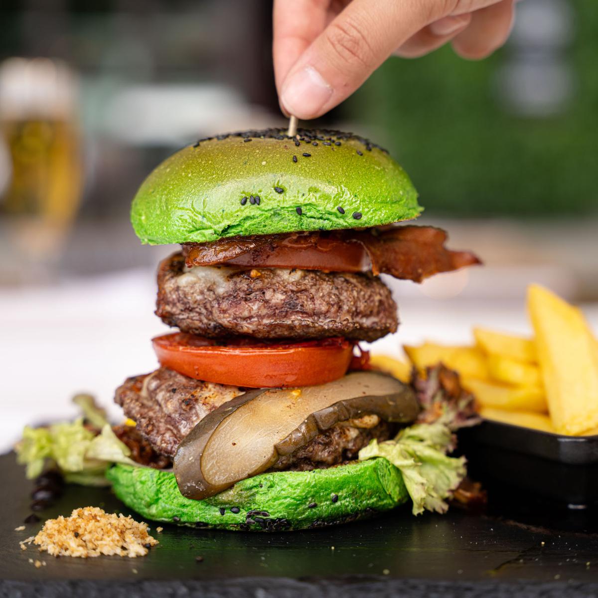 Brechts Steakhaus Berlin Burger