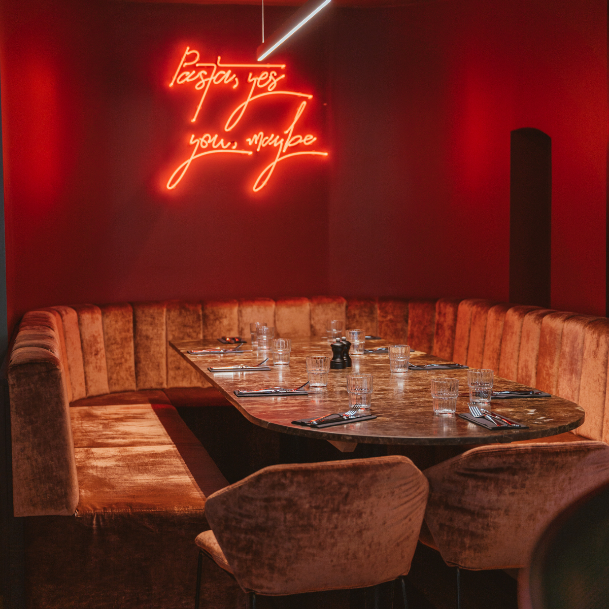 Casa Nostra Restaurant Muenchen (1)