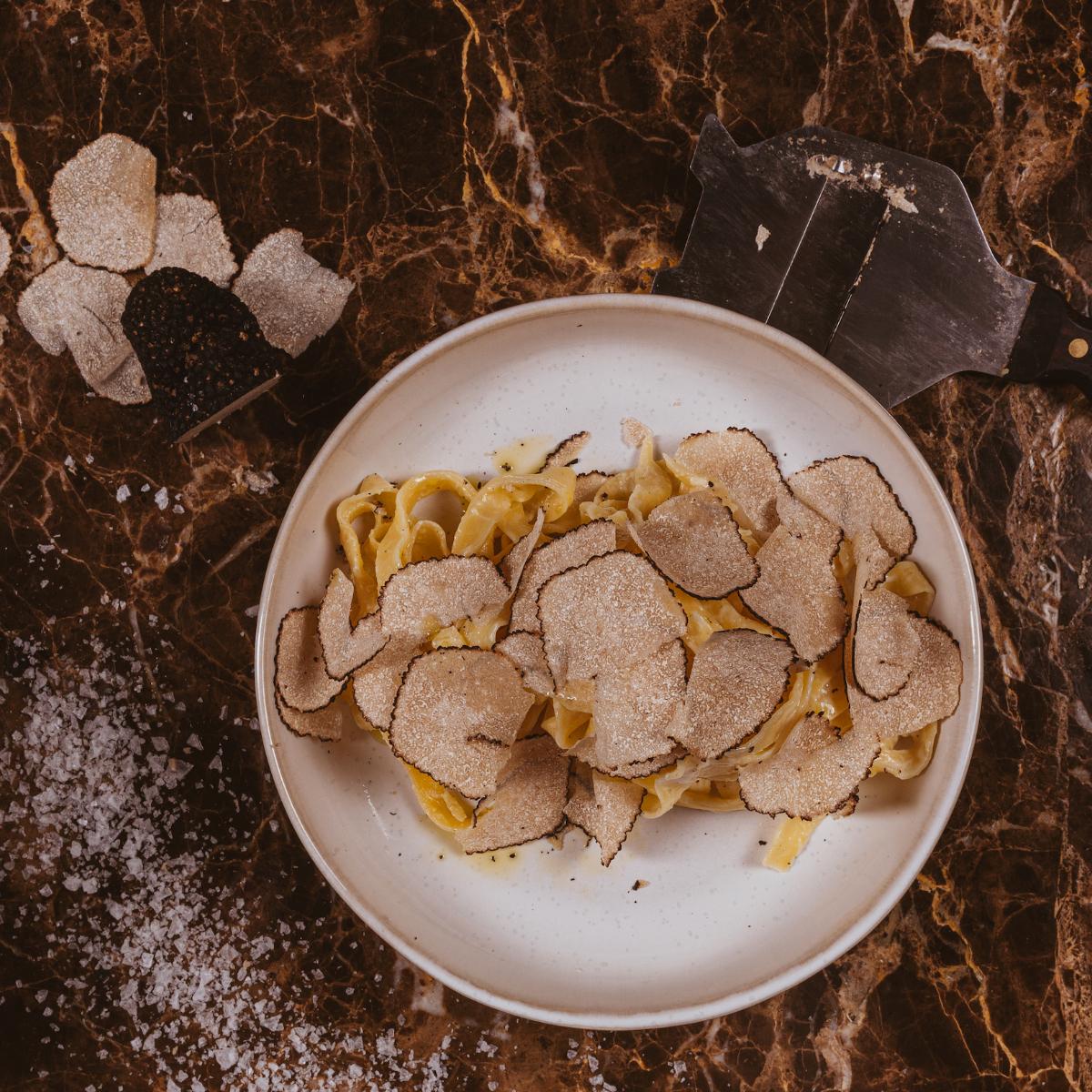 Casa Nostra Restaurant Trueffelpasta