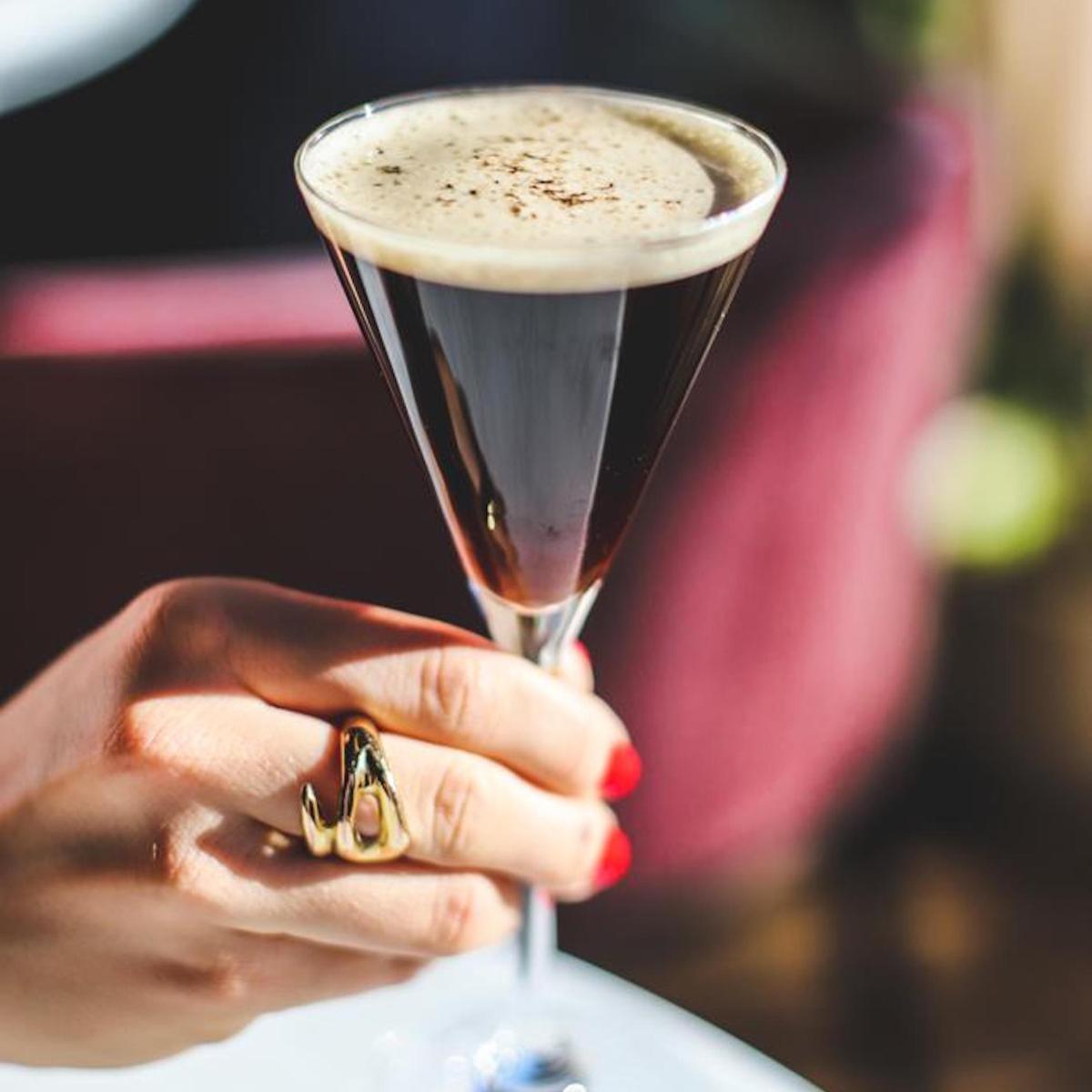 Espresso Martini The Rose Berlin