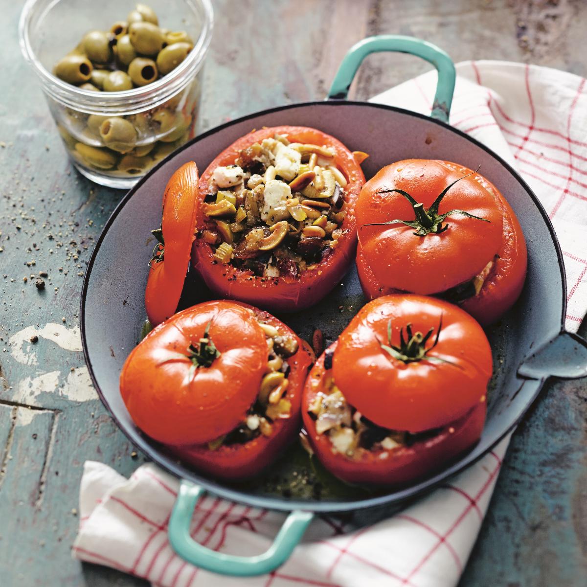 gefuellte_Tomaten_schnell_italienisch_kochen