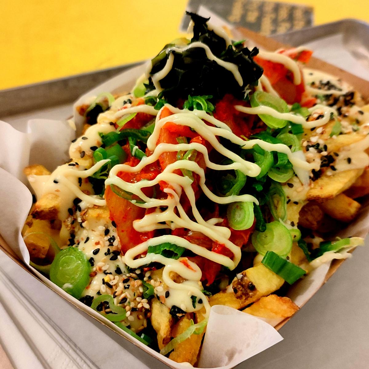 Goldies Berlin Kreuzberg Loaded Fries