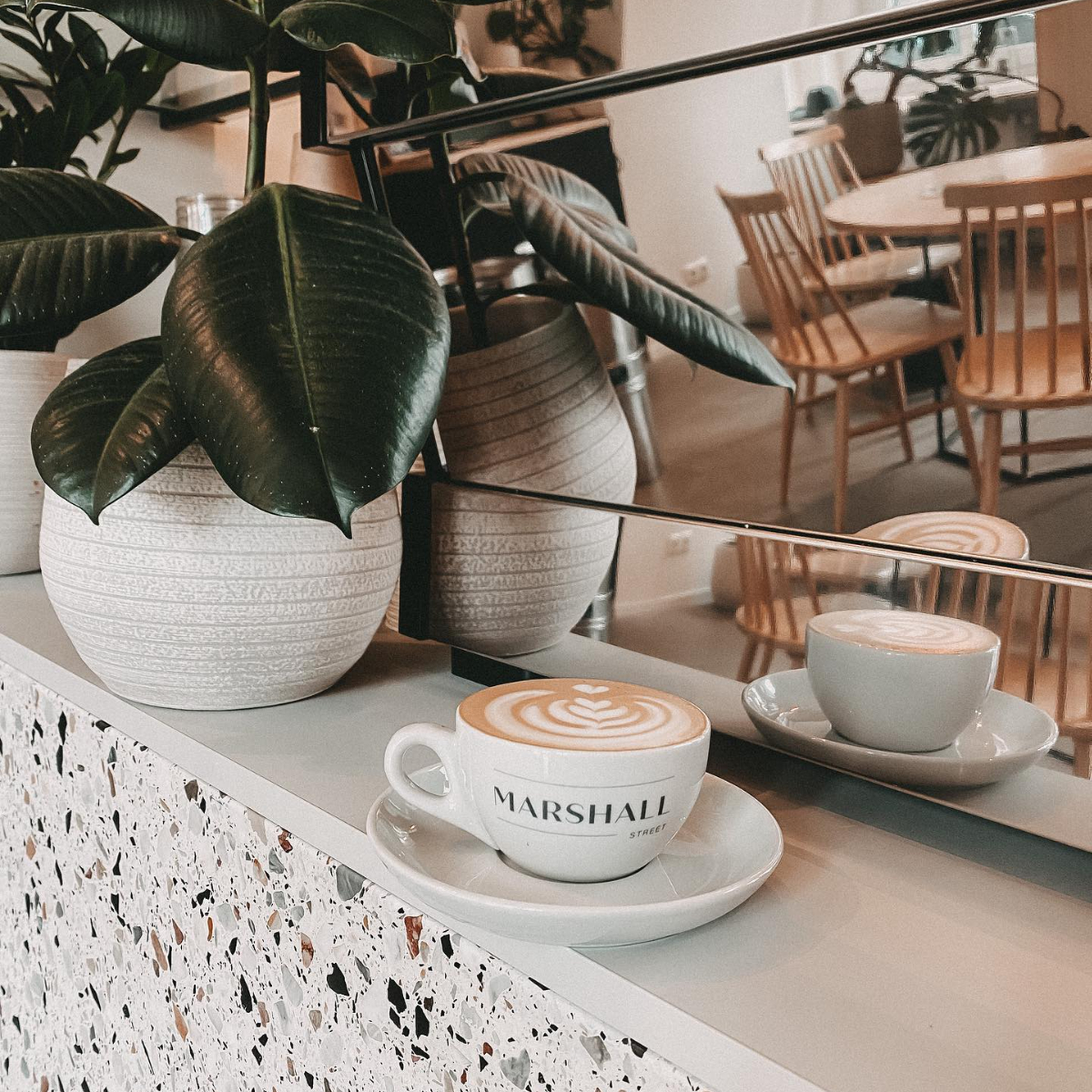 Marshall Street Hamburg Coffee