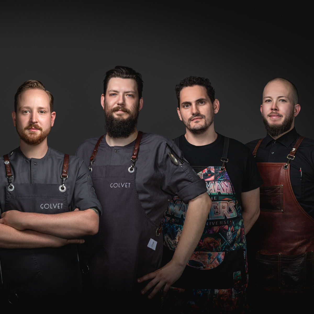 Team Restaurant Golvet Berlin  (1)