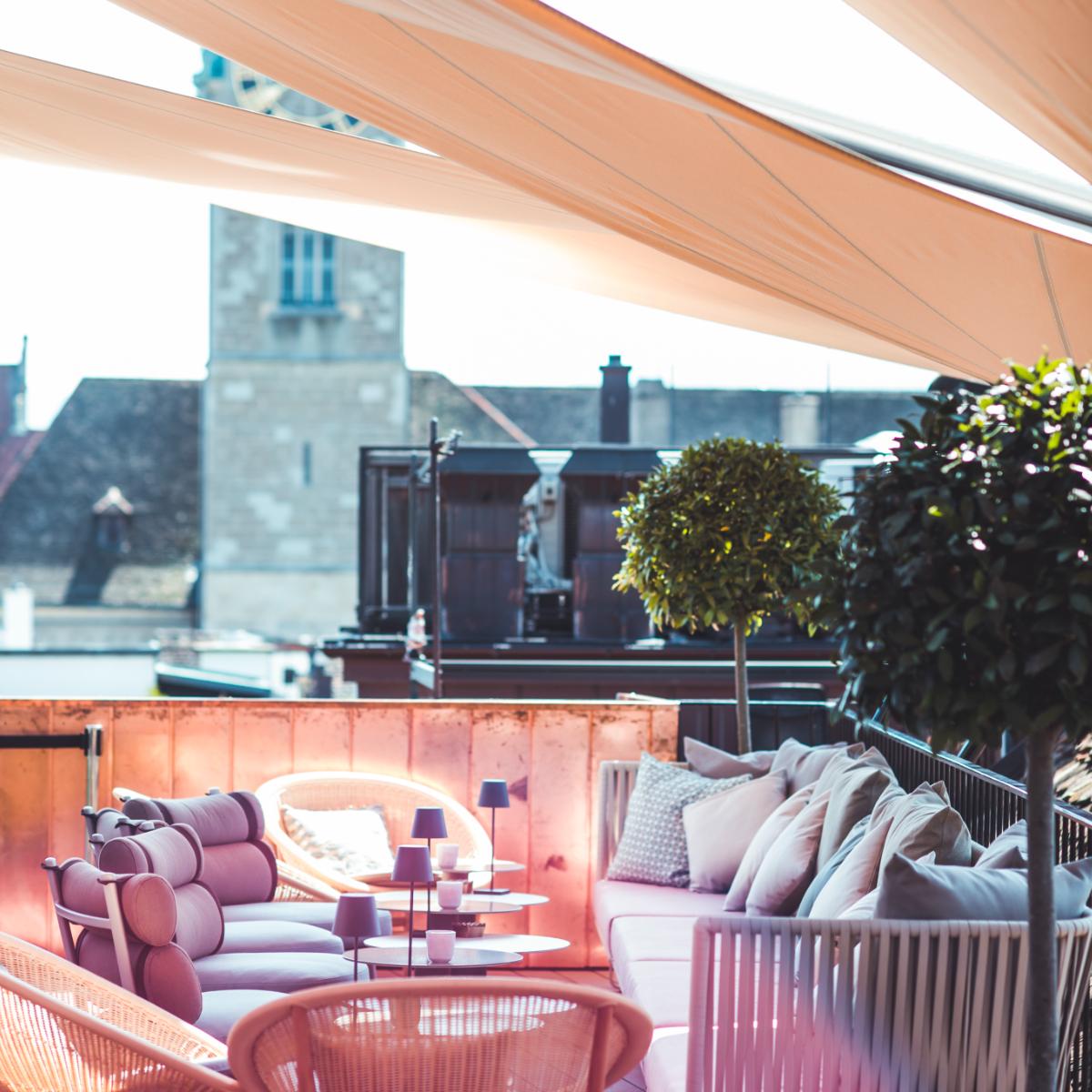 The Nest Rooftop-Bar Hotel Storchen Zuerich (2)