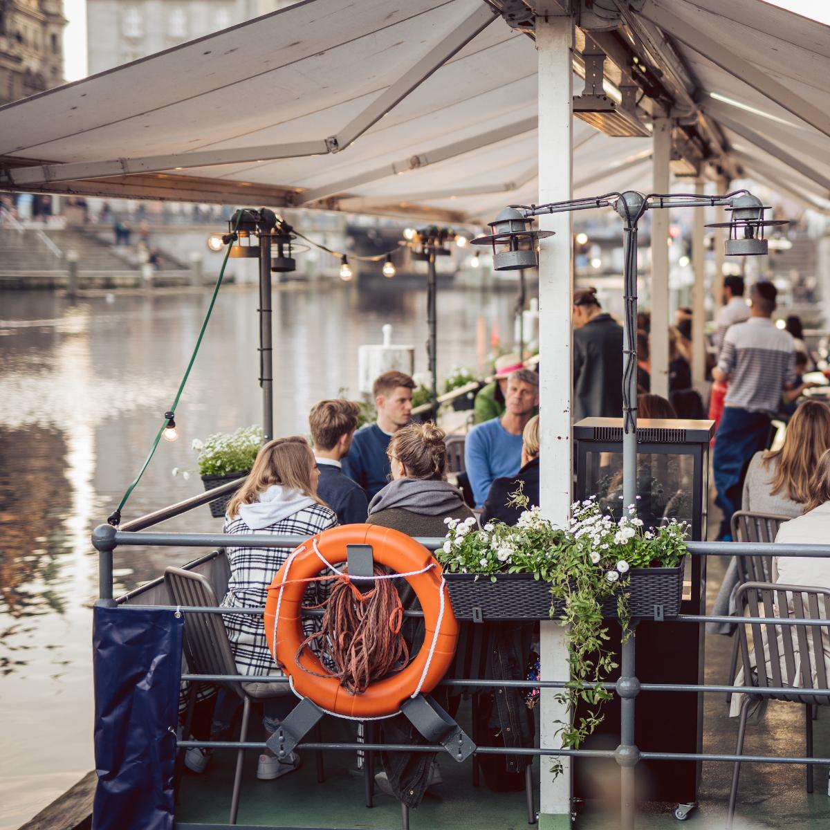 Vlet Kitchen & Bar Hamburg am Fleet