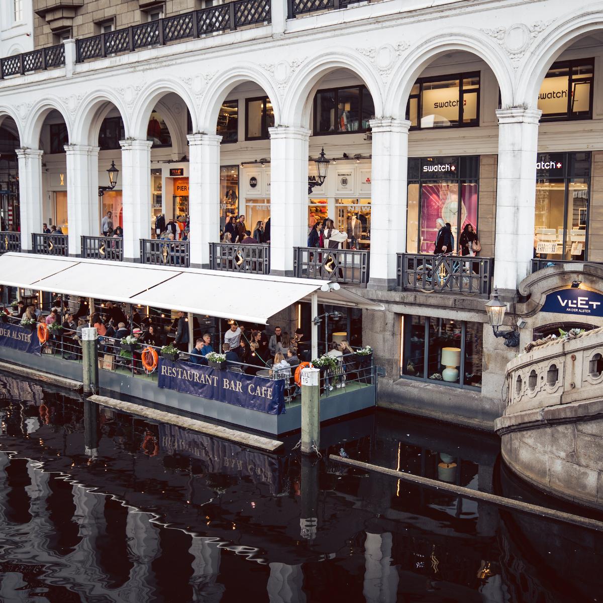 Vlet Kitchen & Bar Hamburg Arkaden