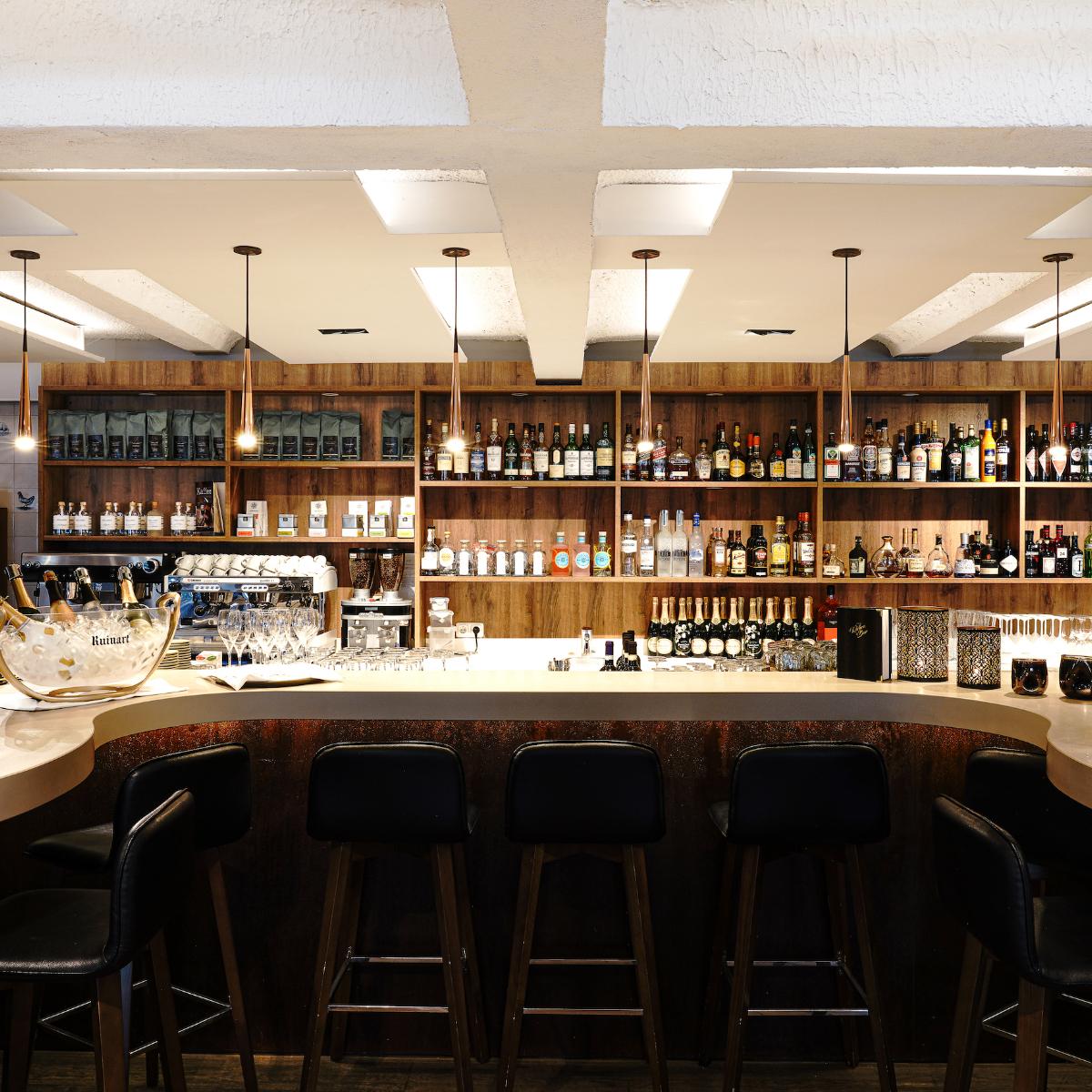 Vlet Kitchen & Bar Hamburg Bar