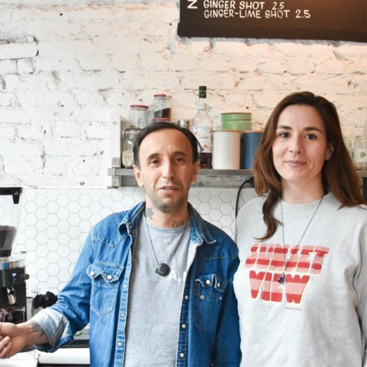 Funk You Gründer:in Alejo und Susanne