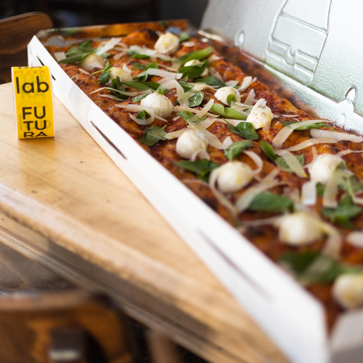 Futura Pizza lab 3