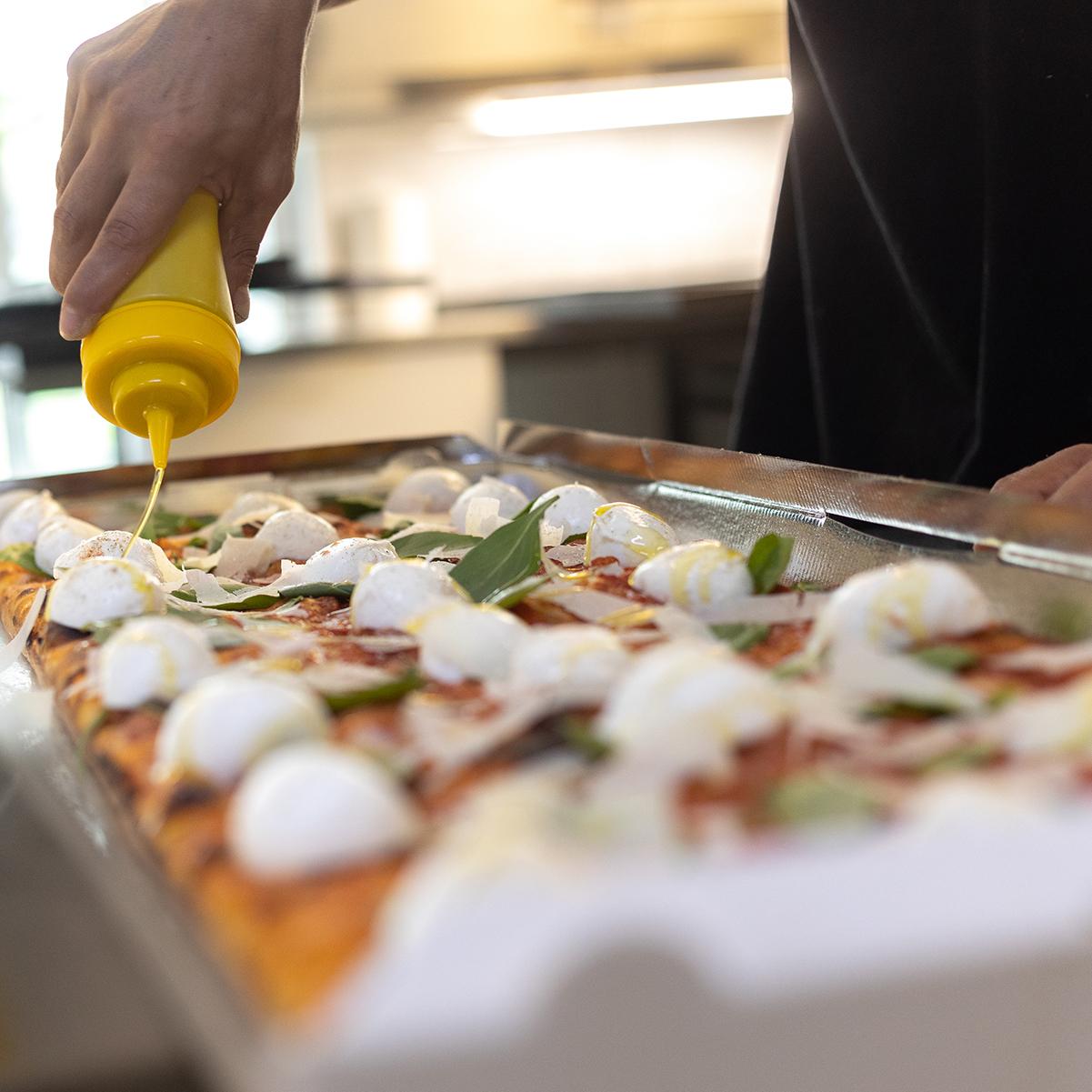 Futura Pizza lab 4