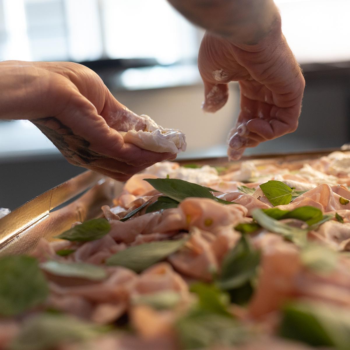 Futura Pizza lab 5