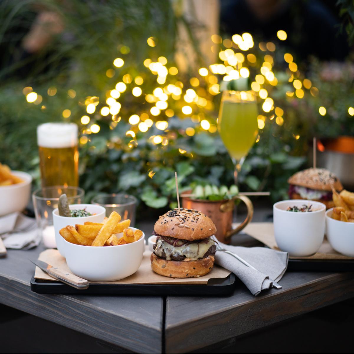 Hawker Bar Berlin Charlottenburg Burger