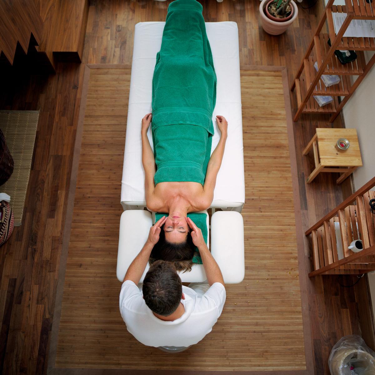 Seehotel Neuklostersee Massage
