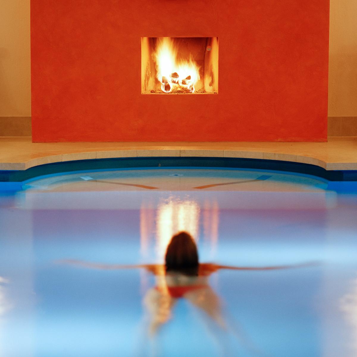 Seehotel Neuklostersee Pool (1)