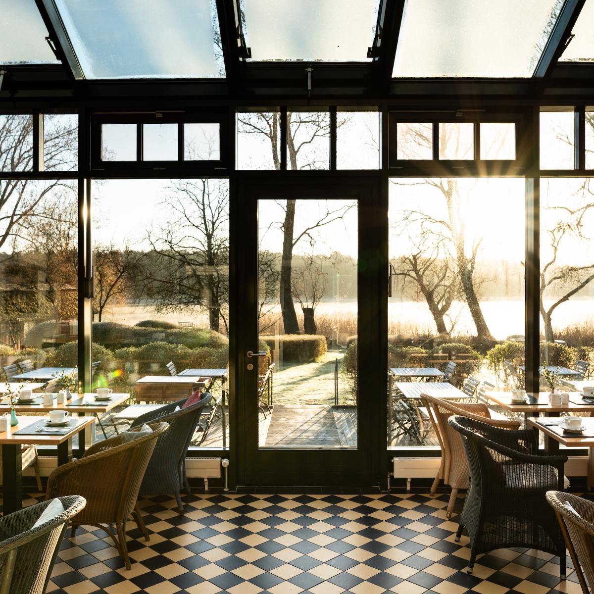 Seehotel Neuklostersee Restaurant