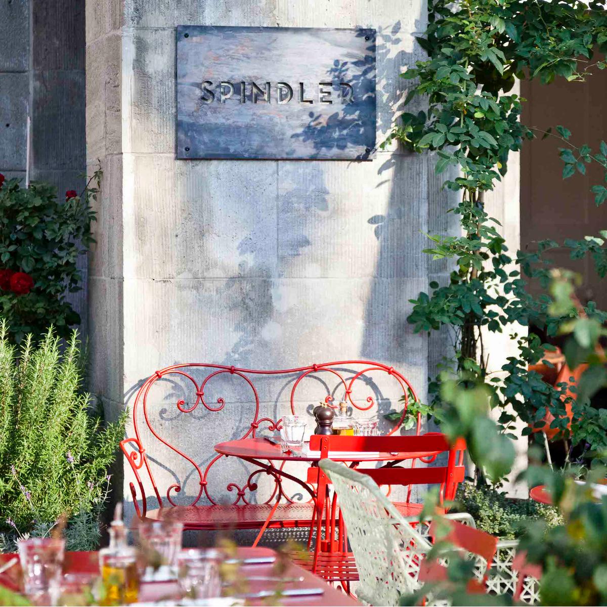 Spindler Berlin Terrasse